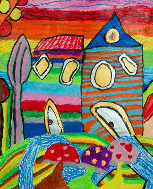 curso de arte infantil