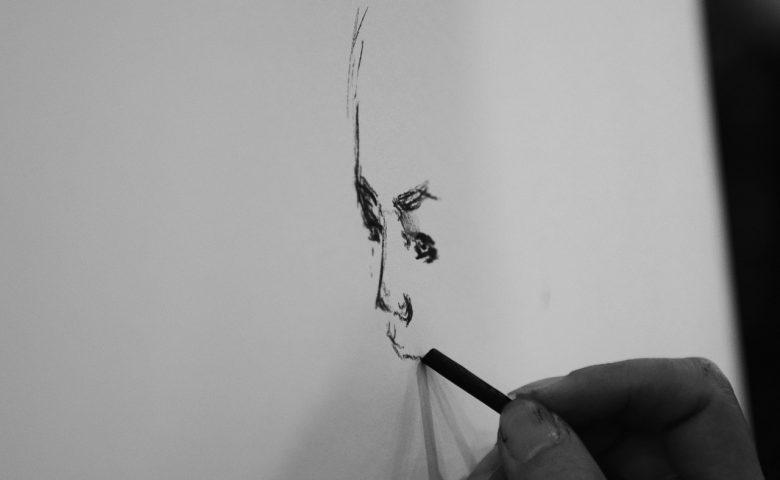 Dibujar A Carboncillo