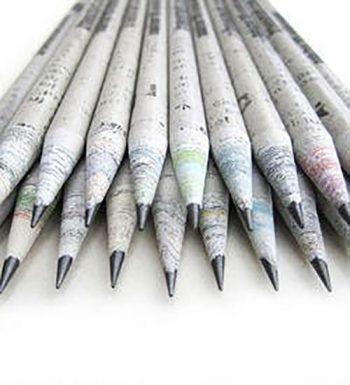 Lápices De Escribir Ecológicos