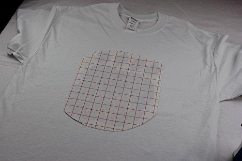 Papel de transferencia para camisetas blancas y claras A4