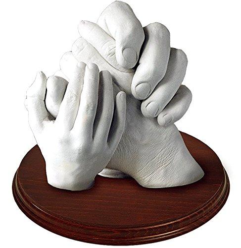 Kit escultura de manos muy realista
