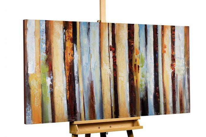 Grados de perfección, pintura