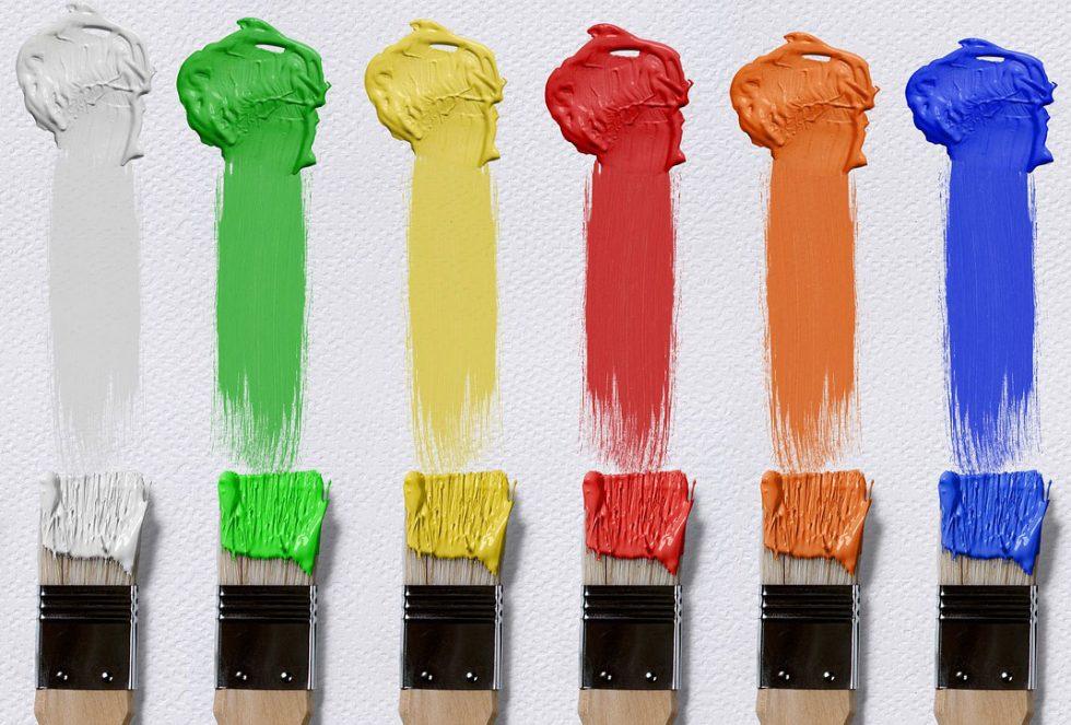 Tipos De Pinturas Acrílicas