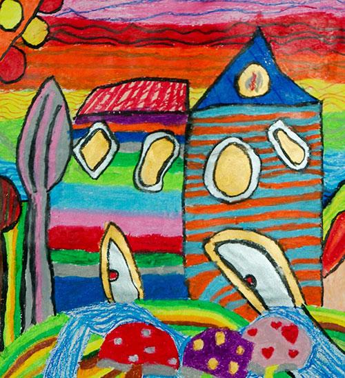 Taller online de arte infantil